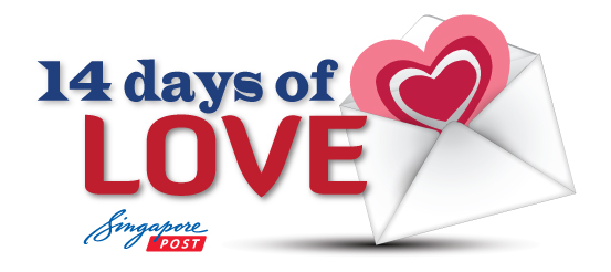 14 days of love- Logo