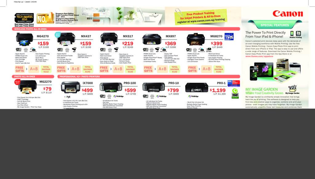 Canon IT Show 2013-2