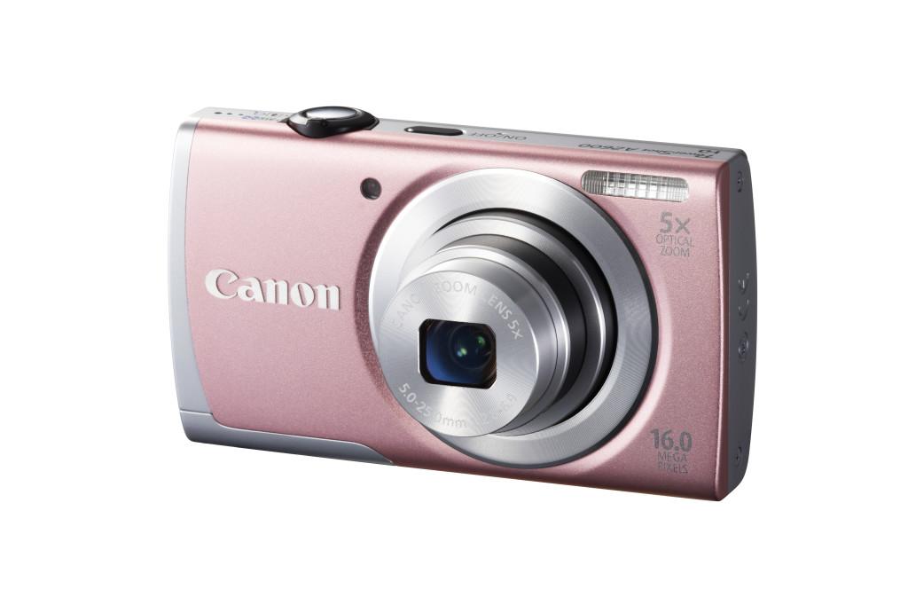 PowerShot A2600_Pink