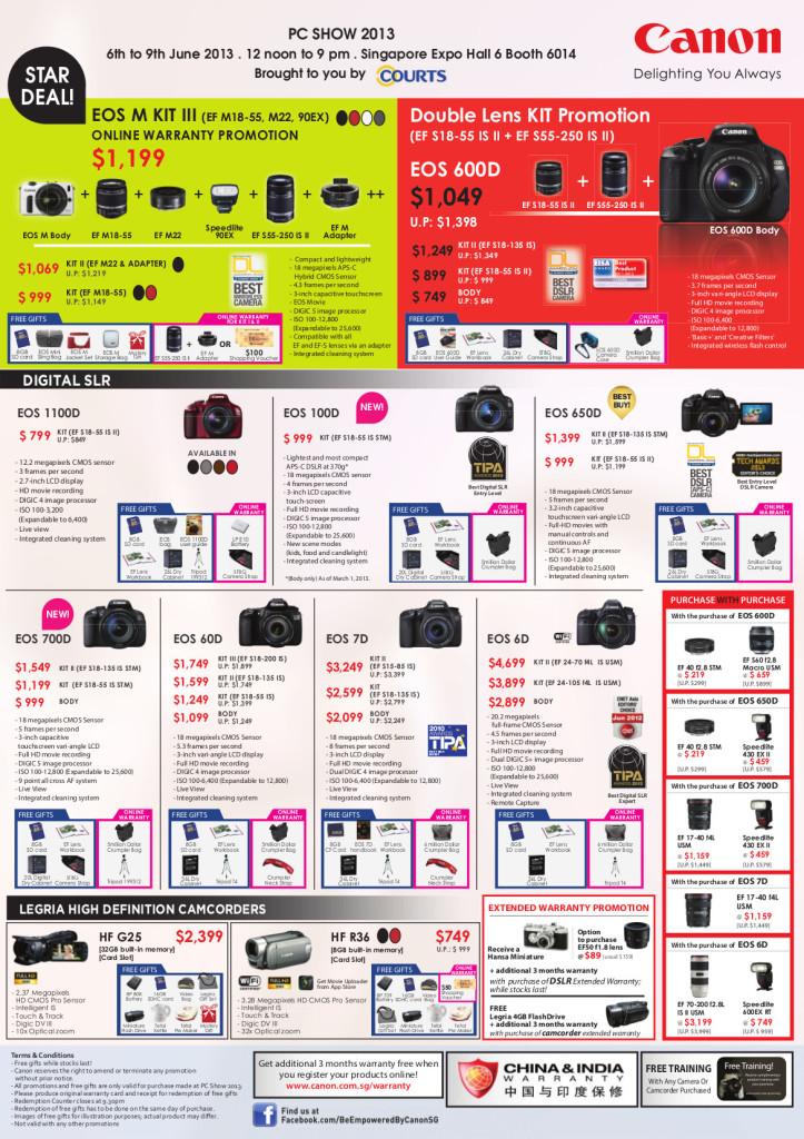 Canon PC Show 2013 - EOS Legria horizontal (1)