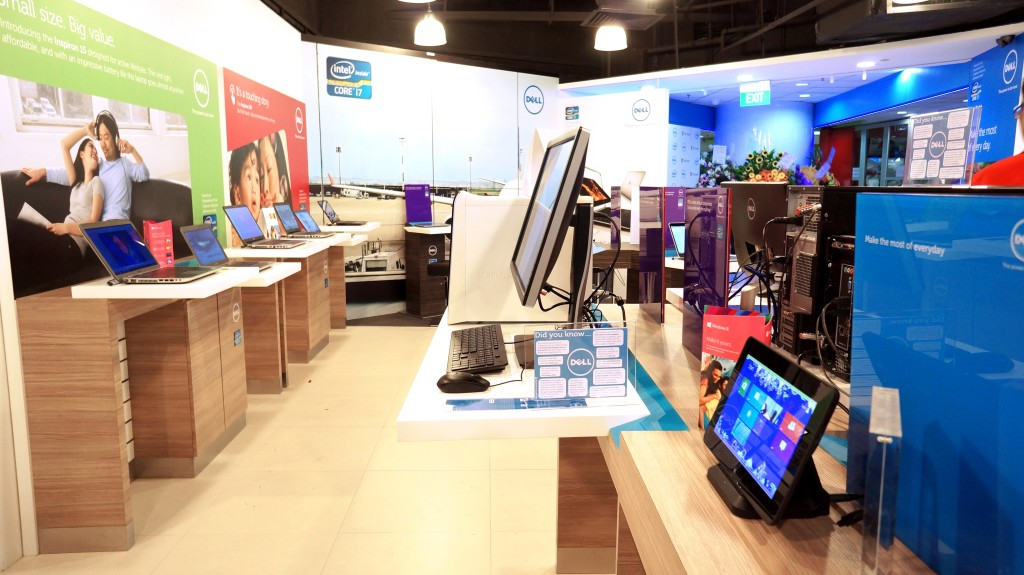 New Dell Store - 3