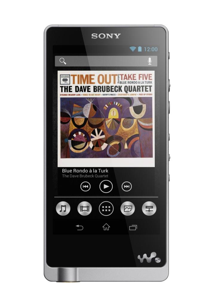 Walkman NWZ-ZX1 (2)