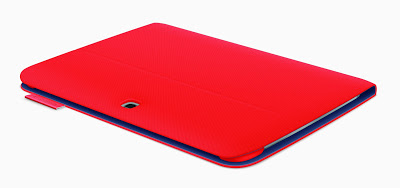 Logitech Folio Protective Case for Samsung Galaxy Tab 3 - 10.1_Mars Red Orange_1 (credit to Logitech SG)