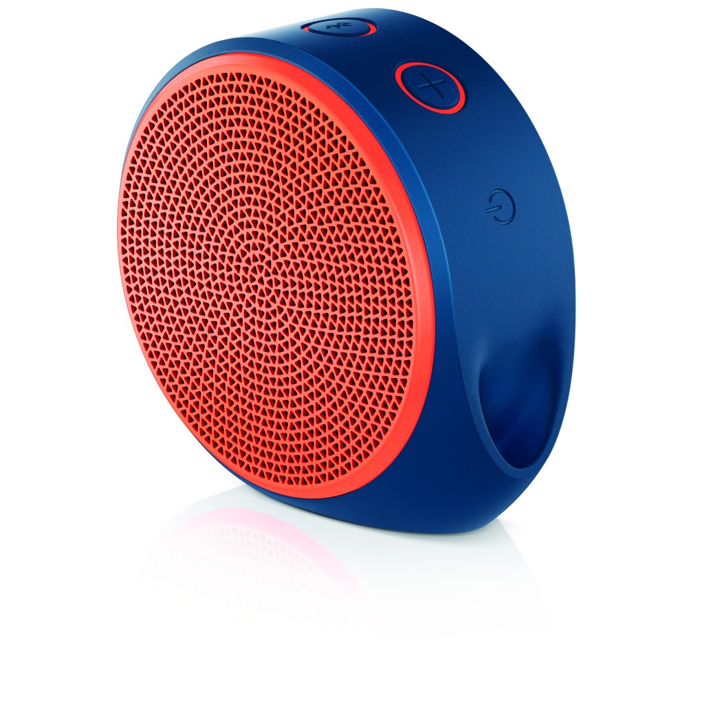 Logitech X100 Mobile Speaker_Blue-Orange Grill (credit to Logitech SG) (5)