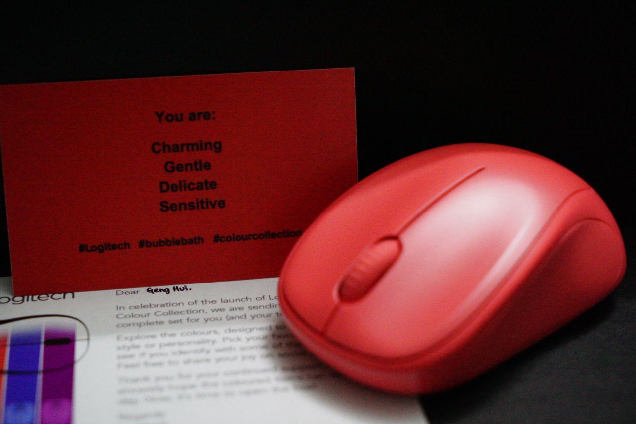 Logitech Wireless Mouse M235 Archives - GengHui's Technology