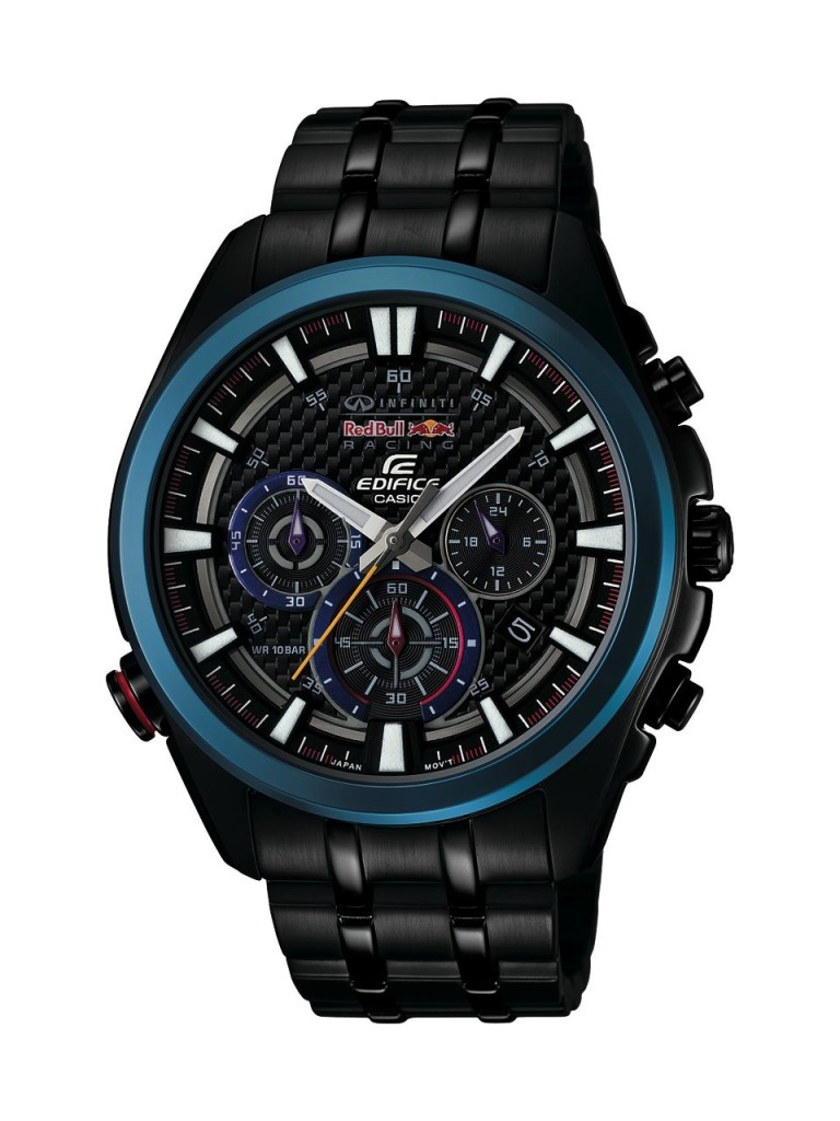 casio limited edition edifice series with infiniti red. Black Bedroom Furniture Sets. Home Design Ideas