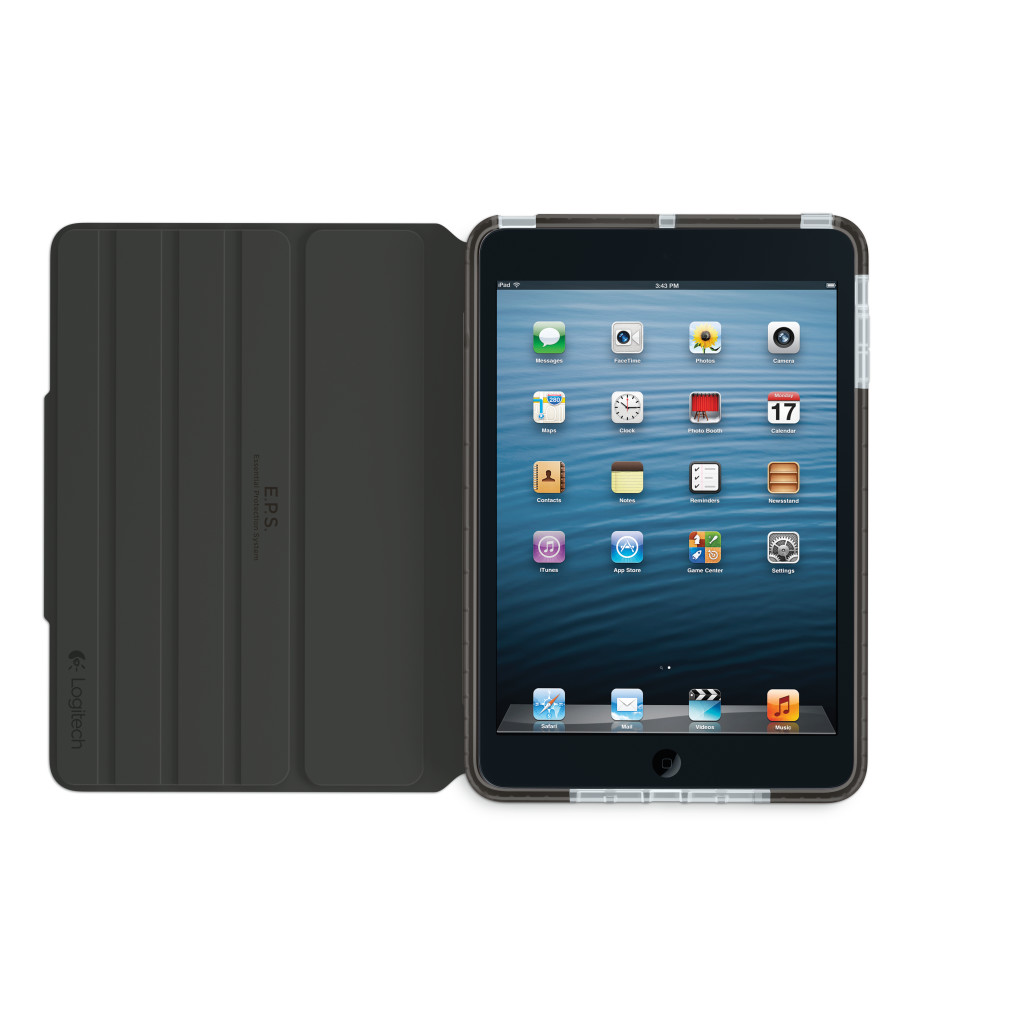 Logitech Big Bang for iPad mini - Forged Graphite (credit to Logitech SG) (3)