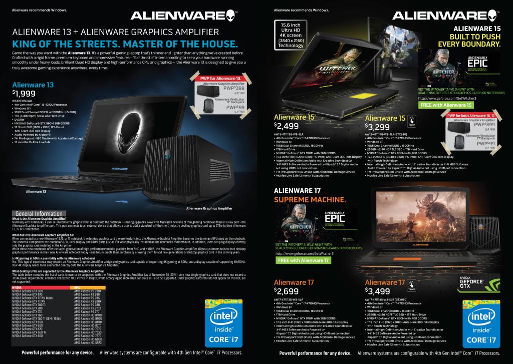 ITSHOW 2015 - Alienware 1