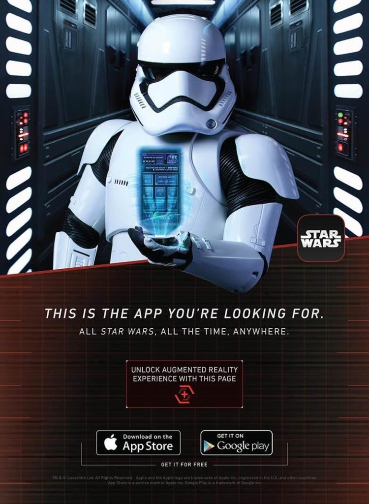 Star Wars - This is the App You're Looking For