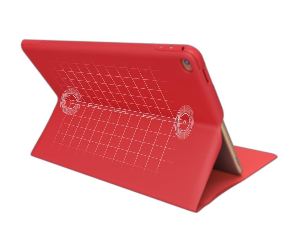 Logitech CREATE Any-Angle Red