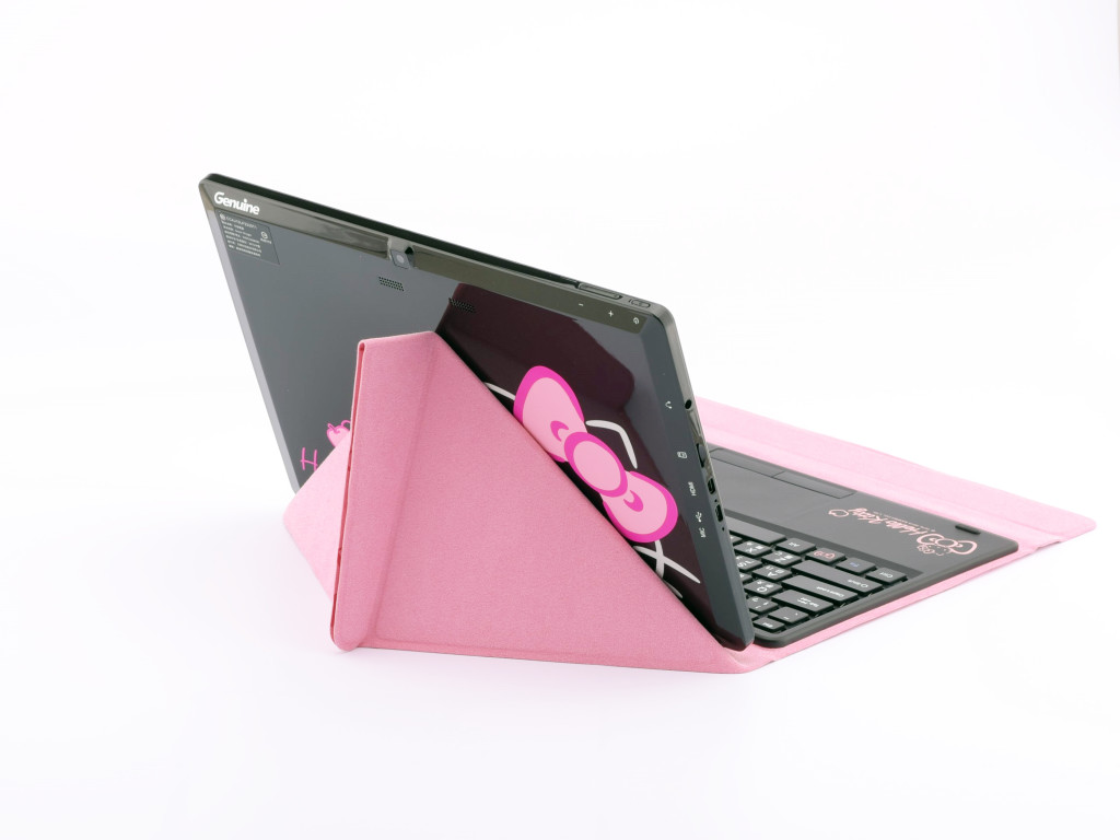 9174c4b12 The Grace 10 Light Hello Kitty Windows tablet delivers productivity  on-the-go beneath its adorable exterior. Powered by the Intel® Atom™ Z3735F  processor ...