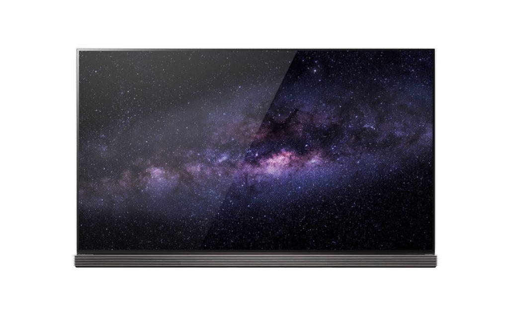 LG SIGNATURE OLED TV _G6