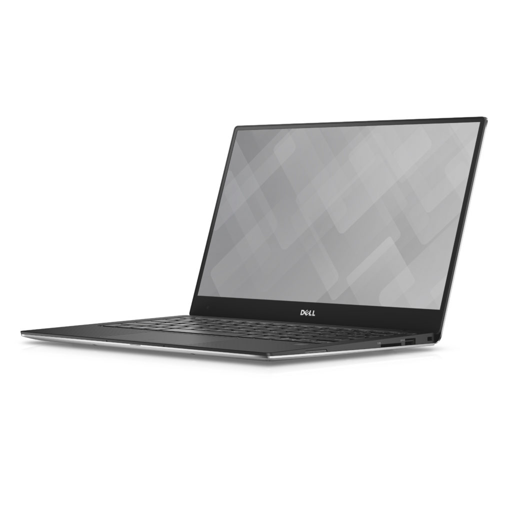 Dell XPS 13 (Model 9360) Non-Touch 13-inch notebook computer, codename Dino 2 MLK.