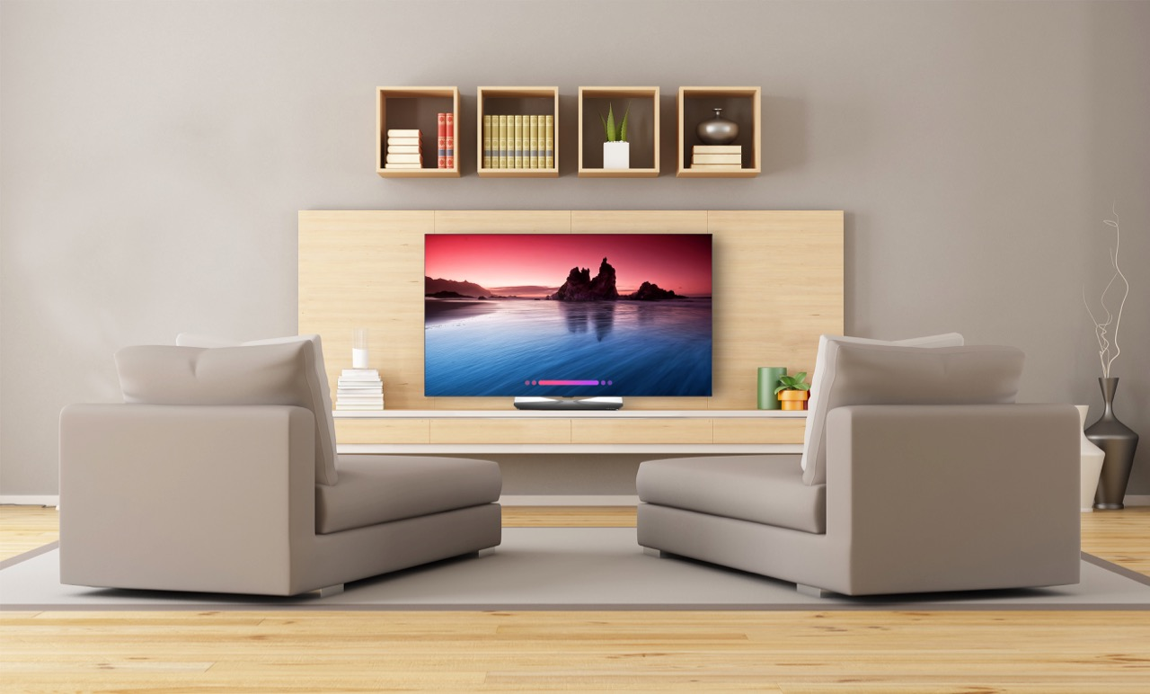 LG launched LG B8S OLED TV - GengHui's Technology and