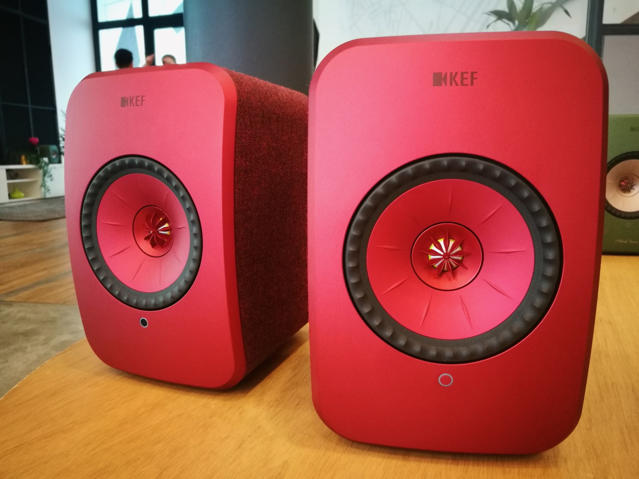 KEF introduced LSX – Fully Stereo and Wireless Music System