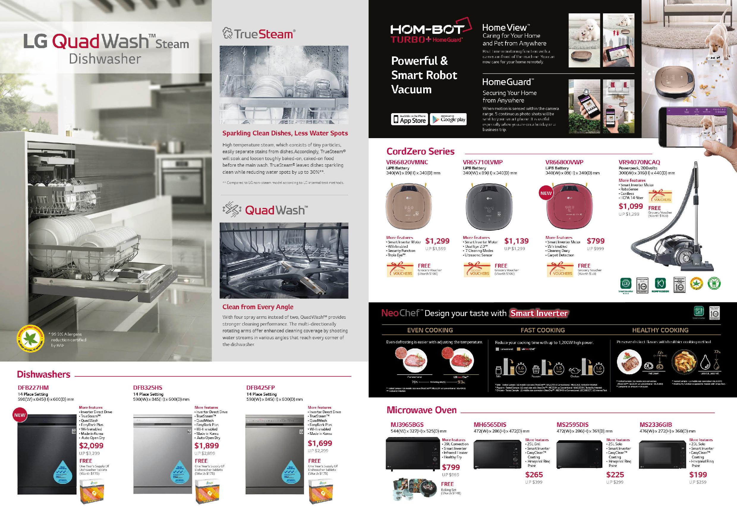 LG Home Appliances Archives - GengHui's Technology and