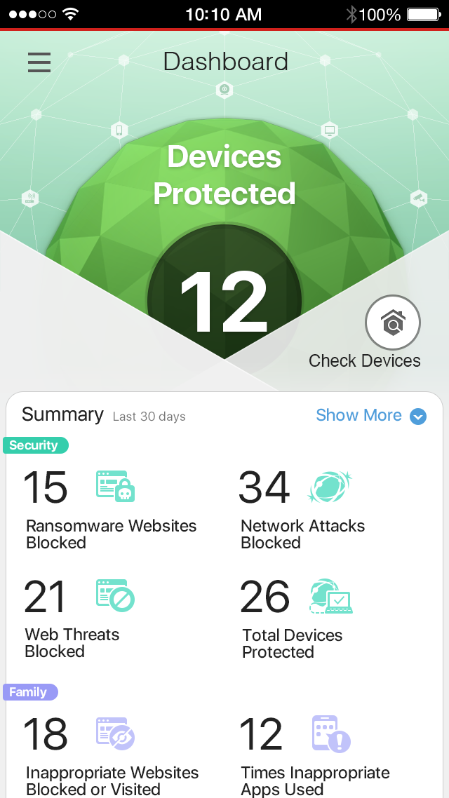 Trend Micro launched Home Network Security - GengHui's